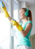 picture of housekeeper  - people - JPG