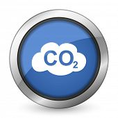 pic of carbon-dioxide  - carbon dioxide icon co2 sign  - JPG