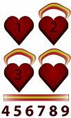 stock photo of character traits  - Original Heart - JPG