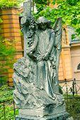 image of chapels  - Stone Angel - JPG
