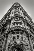 picture of architecture  - Magnificent architectural ornaments on a building