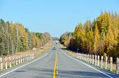 image of trans  - Trans Canada Highway near Superior Lake Ontario Canada - JPG
