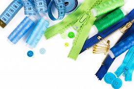 picture of zipper  - Accessories for sewing  - JPG