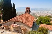 Greek church located at Pelion