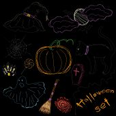 pic of casper  - Halloween Icons A collection of fun Halloween icons - JPG