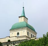 picture of xx  - Tower of the former Imperial Foundling Housel in Moscow  - JPG