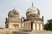 picture of mughal  - Twin tombs of Premamati and Taramati - JPG