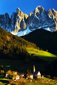 image of south tyrol  - Santa Maddalena Village - JPG