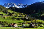 foto of south tyrol  - Santa Maddalena Village - JPG