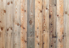 pic of uncolored  - Uncolored new wooden wall - JPG