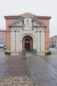 picture of ferrara  - The Porta Pavla  - JPG