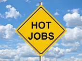 stock photo of recruiting  - Jobs and recruitment - JPG
