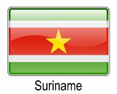 picture of suriname  - suriname official state flag - JPG