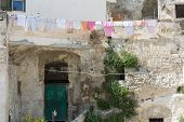 image of sassy  - Matera in Italy with its caratheristics Sassi troglodyte houses - JPG