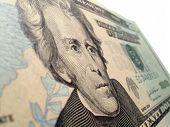 Andrew Jackson Portrait poster