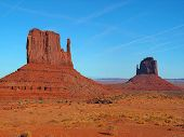 Monument Valley, Ut poster