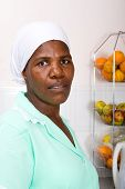 african domestic worker poster