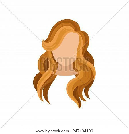 Cartoon Icon Of Woman S