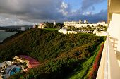 pic of conquistadors  - Ocean front view from the verandas of El Conquistador in Puerto Rico