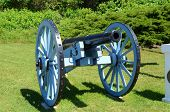 Cannon At Fort Mackinac Michigan