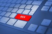 sex keyboard key