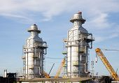 picture of lng  - Assembling of Industrial Tube factory in power and energy - JPG