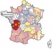 picture of poitiers  - Poitou - JPG