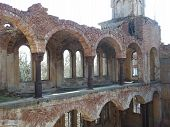 pic of synagogue  - the Synagogue in Vidin Bulgaria built in 1894  - JPG