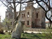 foto of synagogue  - The Synagogue in Vidin Bulgaria buit in 1894 - JPG