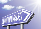 picture of economy  - growth market economy growing emerging economies in developing countries  - JPG