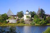 foto of marquee  - Staraya Ladoga fortress - JPG