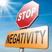 foto of positive thought  - stop negativity think positive stop having pessimistic thoughts - JPG