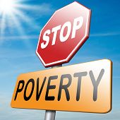 picture of poverty  - stop poverty give and donate to charity - JPG
