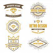 pic of vintage jewelry  - Vintage logo - JPG
