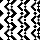 picture of zigzag  - Seamless ZigZag Pattern - JPG