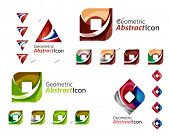 picture of universal sign  - Universal abstract geometric shapes  - JPG