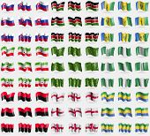 pic of nigeria  - Slovakia Kenya Saint Vincent and Grenadines Somaliland Adygea Nigeria UPA England Gabon - JPG
