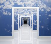 picture of plinth  - Way to heaven - JPG