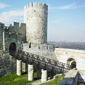 pic of former yugoslavia  - fortress Kalemegdan - JPG