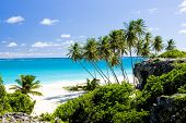 stock photo of deserted island  - Bottom Bay - JPG