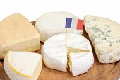 French Soft Cheese poster