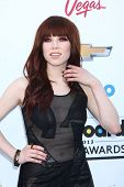 LOS ANGELES -  MAY 19:  Carly Rae Jepsen arrives at the Billboard Music Awards 2013 at the MGM Grand