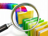 stock photo of optical  - Files search - JPG