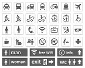 stock photo of gender  - Public icons and signs - JPG