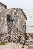 stock photo of stockade  - Half - JPG
