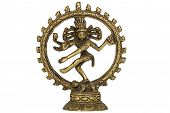 foto of vedic  - Figurine of Lord Shiva Nataraja dancing - JPG