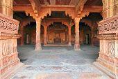 image of mughal  - Fatehpur Sikri - JPG