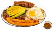 pic of medellin  - Colombian cuisine - JPG
