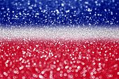 picture of glitter sparkle  - Red white and blue glitter sparkle background - JPG