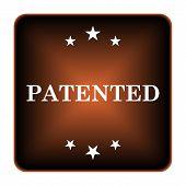 foto of plagiarism  - Patented icon - JPG